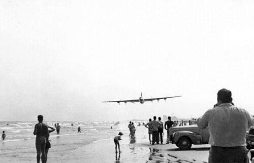 "USAF Convair B-36 Peacemaker ((8.5""x11"")) Print"