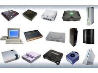 WANTED - Retro/New Video Game Consoles / Games ** Will Buy in Bulk ** Everything Considered