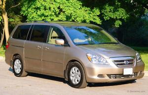 2007 Honda Odyssey EXL SAFETIED!