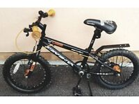 Lovely bike for 5-7 years old boy.