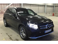 Mercedes-Benz GLC250 AMG Line FROM £150 PER WEEK!