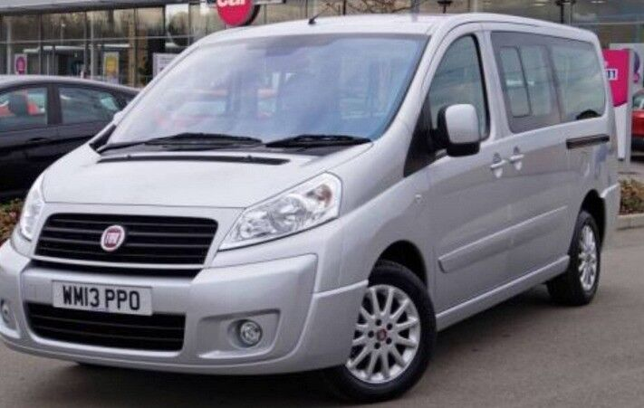 fiat scudo 2 0 jtd multijet l2 panorama family 7 seater 5dr 2013 in newtownabbey county. Black Bedroom Furniture Sets. Home Design Ideas