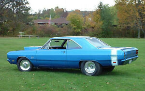 69 Dart Swinger 340 4 speed