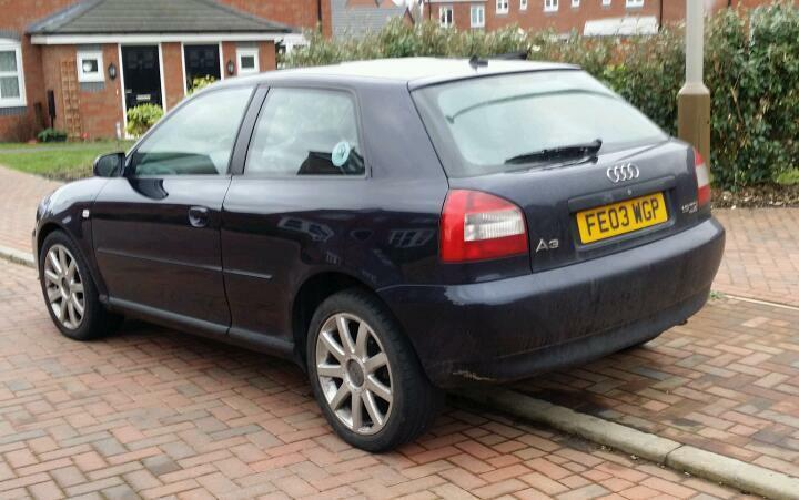 audi a3 2003 quattro 1 9 tdi 6 speed 130 bhp clutch slave gone spares and repairs 550 in. Black Bedroom Furniture Sets. Home Design Ideas