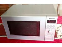 Panasonic Microwave-Top Quality-Good Condition.