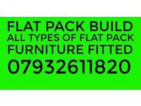 Flat Pack Build Flatpack Furniture Assembler/Assembled/Assembly Service /Builder/Fitter