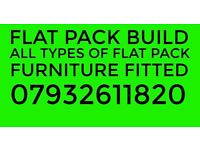 Flatpack Build Furniture Fitter/Assembler/Assembled/Assembly Service