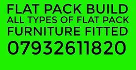 Flatpack Build Furniture Assembler/Assembly /Service