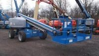 LIFT RENTALS & SALES OF GENIE BOOM LIFTS & SKYJACK SCISSOR LIFTS