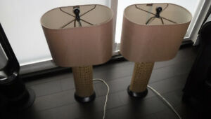 End Table Lights