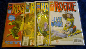 Rogue Limited series Foil Covers