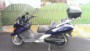 SCOOTER HONDA SILVERWING 600CC 2006
