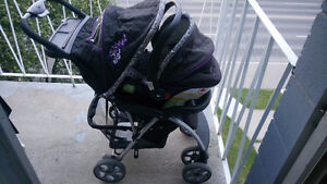 Safety 1st stroller + Carseat only for 59...