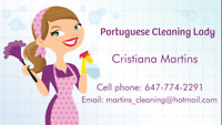 Portuguese Cleaning Lady