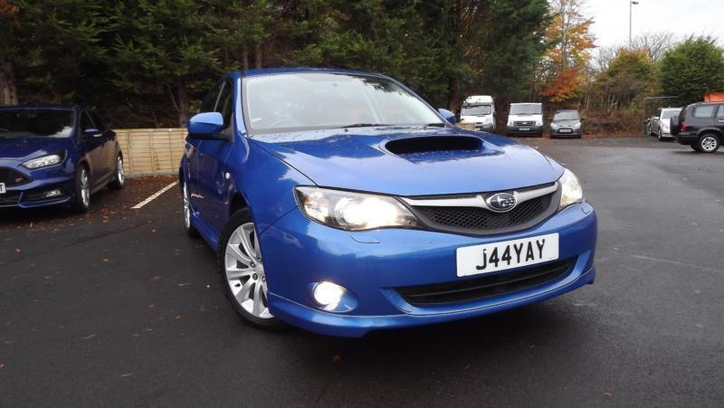 subaru impreza 2 0 boxer diesel rc manual 4x4 glasgow. Black Bedroom Furniture Sets. Home Design Ideas