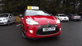 Citroen DS3 1.6 VTI ( 120bhp ) DStyle Plus Only 32,000 Mls Glasgow Scotland