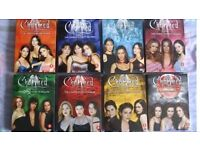 Charmed DVD box sets -all 8 series