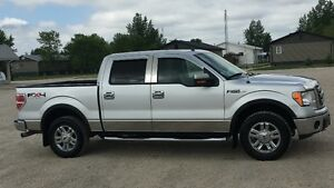 2009 Ford F-150 SuperCrew FX4 Pickup Truck