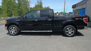 Ford F150 XLT Supercrew V8  5.0 L , 72000km  2011
