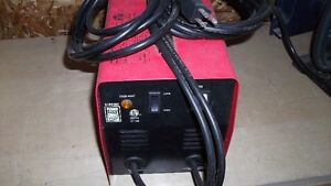 Intertek Power 80BS WELDER 120 VOLT
