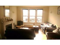Large double room in great flat by Richmond Bridge