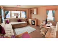 Sited Static Caravan For Sale. North Wales Coast.