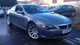BMW 630 3.0 auto i Sport - 2006 56-REG - 10 MONTHS MOT