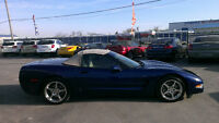 2004 Chevrolet Corvette Lemans Edition Convertible