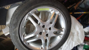 Wheels 205/60R16 - Tires & Mags