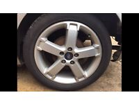 "Ford alloys 17"" for sale"