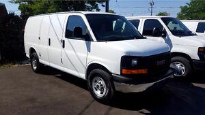1 Owner Mint 2007 GMC Savana 2500 Cargo Van 4.8L Certified