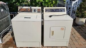 Four, Laveuse et Secheuse!/ Stove, Washer and Dryer!