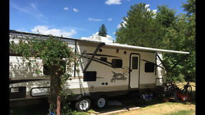 32 feet new camper