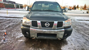 2005 NISSAN TRUCK WITH DVD, CD, PLAYER