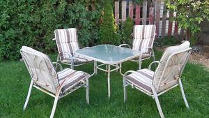 Set patio