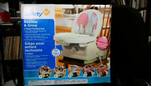 Safety 1st Recline & Grow 5 Stage Feeding Seat