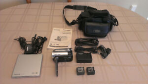 Panasonic SDR-H40P/PC Video Camcorder and DVD Writer