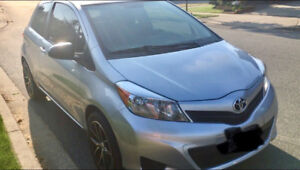 2013 Toyota Yaris Hatchback - 2 Purchase Options (read ad)