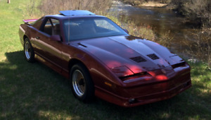 1988  Pontiac Trans Am GTA   Best reasonable offer
