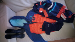 Souris Mini Spring outfit for boys, excellent condition