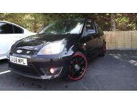 Ford Fiesta ST 2.0. 2008, 66000 Mls. Full leather very rare, Lady Owner,Scotland