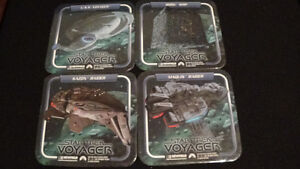 STAR TREK Collectible coasters