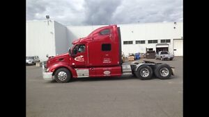 Truck driver class 1 $45/mille incorporate