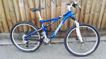 Gary Fisher HiFi - Full Suspension Bike 26er