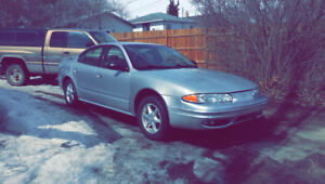 2002 Oldsmobile Alero V6 Auto,Loaded 185km