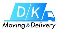 DK MOVING & DELIVERY**FAST&FREE Estimates! #(289)241-4951**