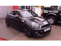 2013 Mini Coupe 2.0 Cooper S D 3dr Manual Diesel Coupe