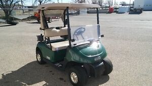 Very nice, well equipped golf cart