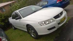 2005 Holden Crewman Ute Wyee Point Lake Macquarie Area Preview