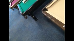 POOL TABLES STARTING OFF AT $1499.00